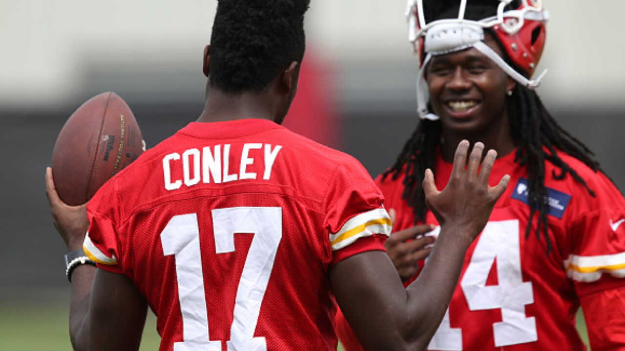 Chiefs Roster by the Numbers … And Everything Else