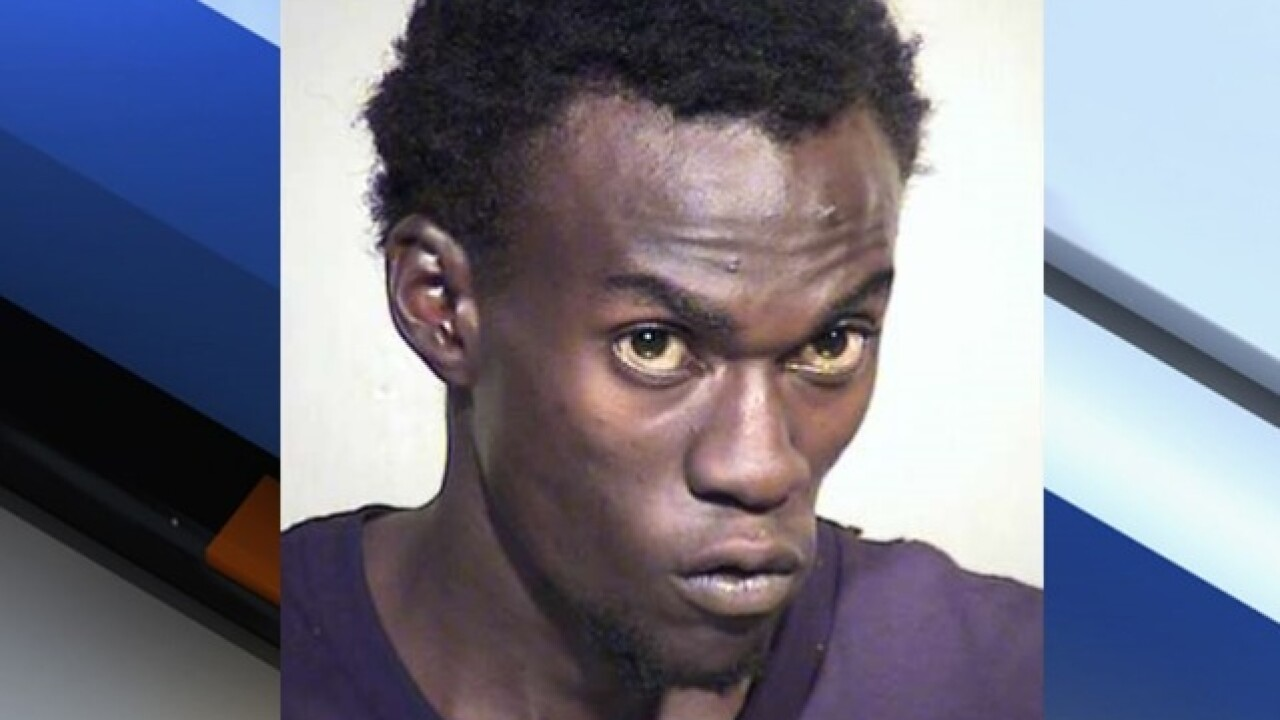 PD: 2nd arrest in robbery of duct taped woman