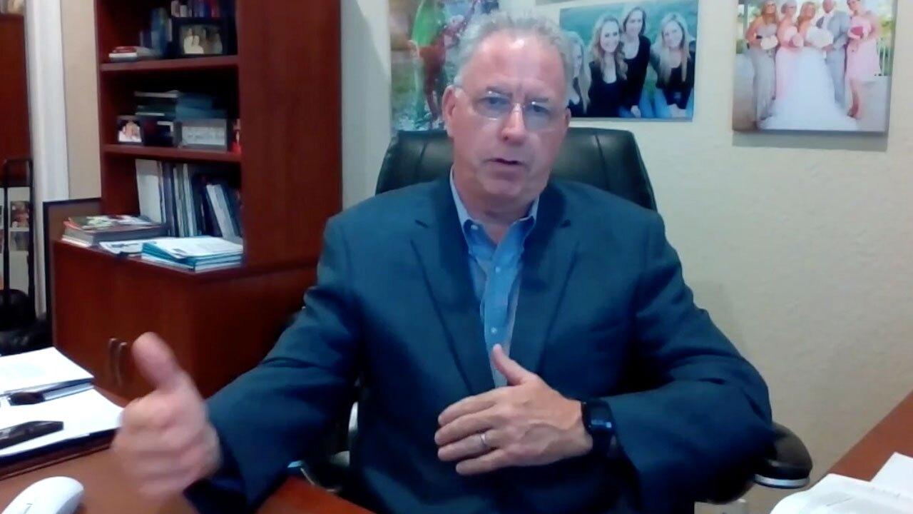 Former Boca Raton police chief, police consultant Andrew Scott