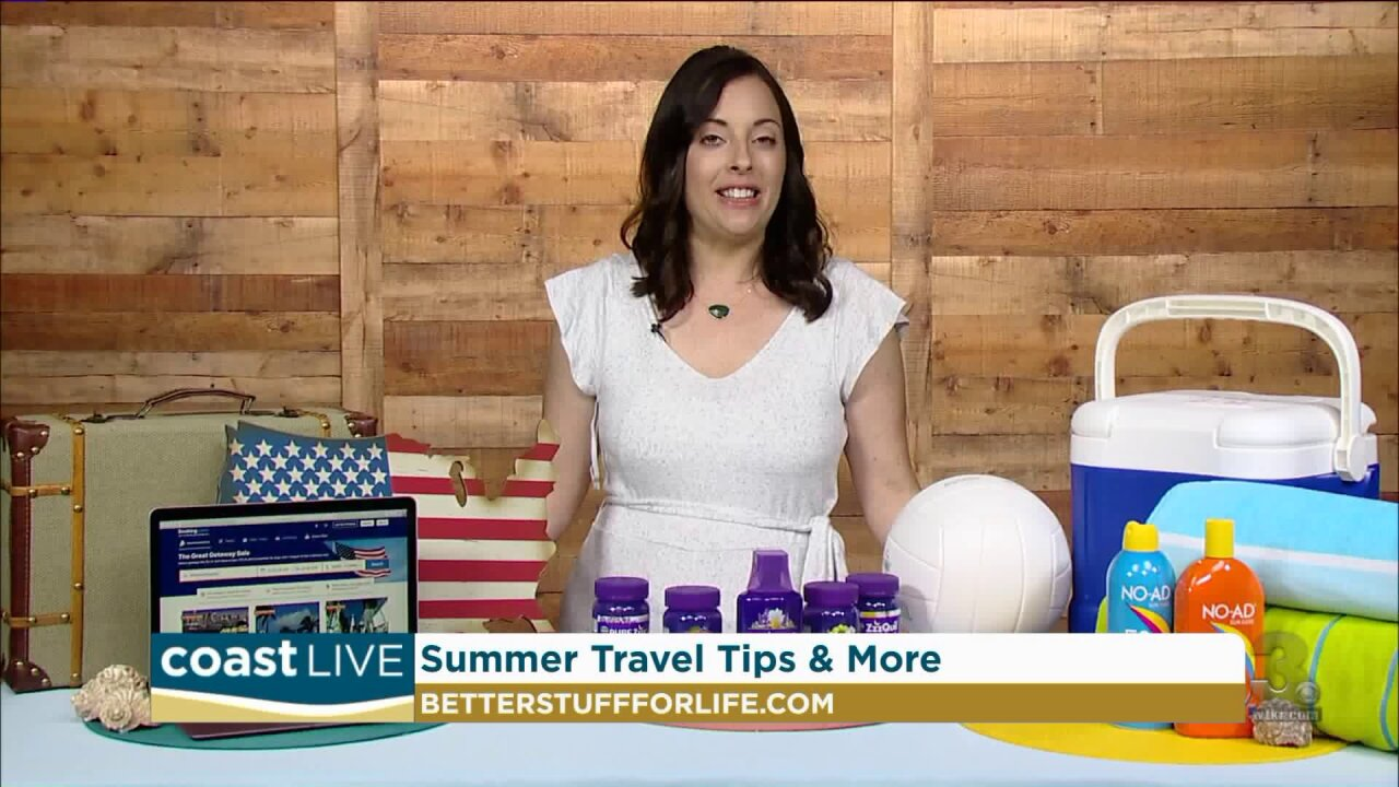 Tips for a stress-free summer getaway on Coast Live