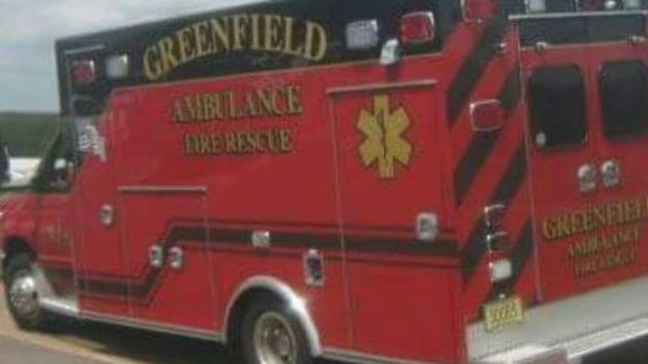 Greenfield Fire Rescue is using new technology to alert motorists they're on the road