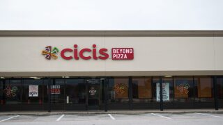 Cici's Pizza filed for bankruptcy