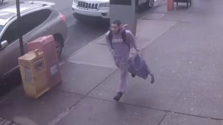 Police have asked for help identifying him