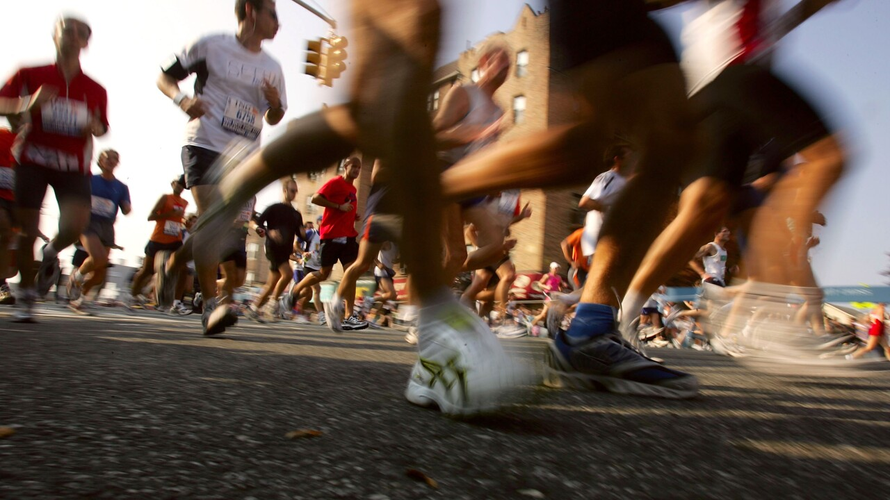 List: The best cities in the US for runners