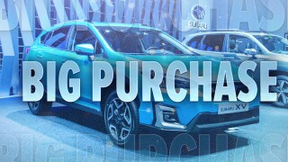 Good with Money 2019 Big Purchase