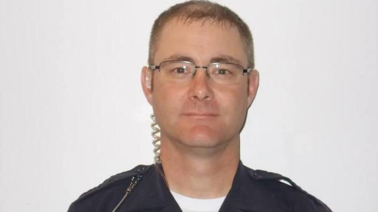 Columbus PD releases name of officer shot