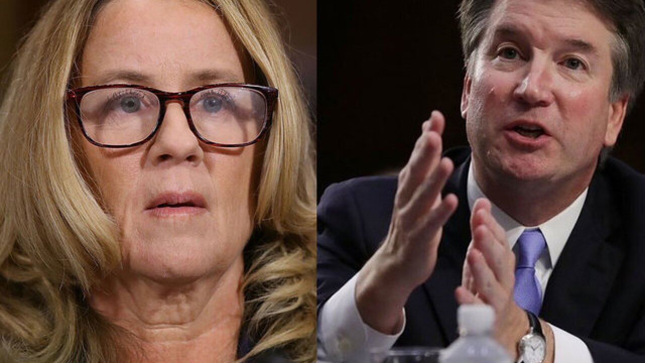 Brett Kavanaugh-Christine Blasey Ford Senate hearing