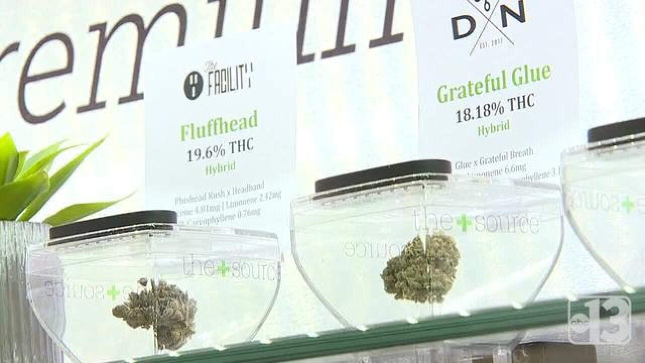 Too many dispensaries in Las Vegas valley?
