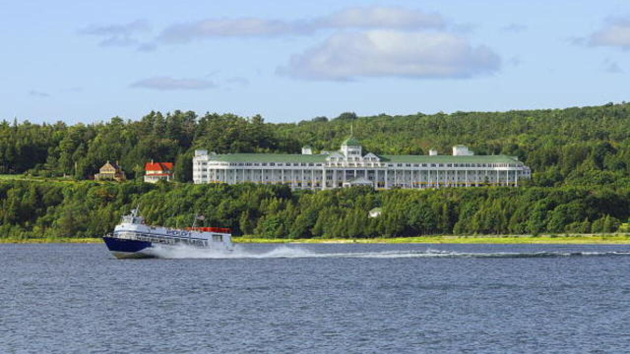 Photo gallery: Grand Hotel celebrates 130th birthday on Mackinac Island
