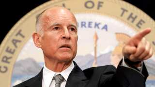 California governor Jerry Brown pardons 5 Cambodian refugees