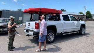 FWP Boat Inspection