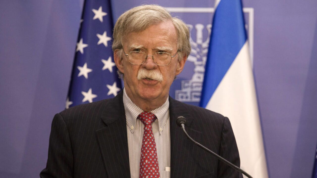 Bolton Warns Iran Not To Mistake US 'Prudence' For Weakness