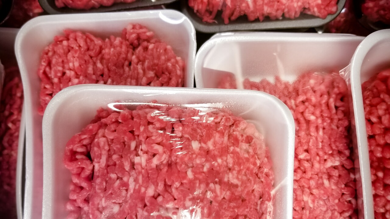 Nearly 100K pounds of ground beef recalled due to possible E. coli contamination