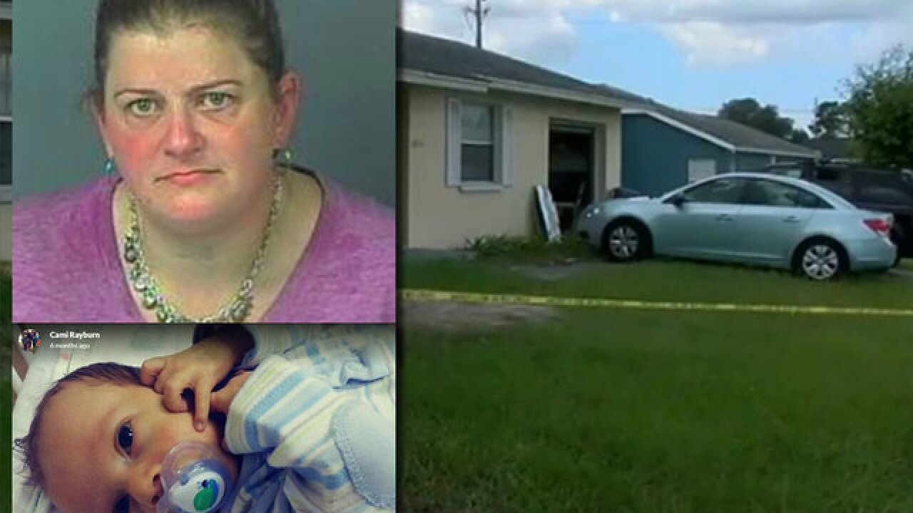Spring Hill mom charged with murder, child neglect in hot