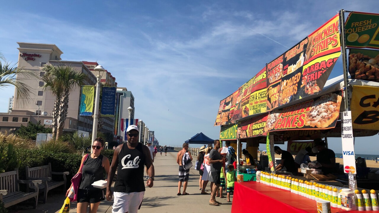 Virginia Beach businesses prepare for big business during Labor Dayweekend