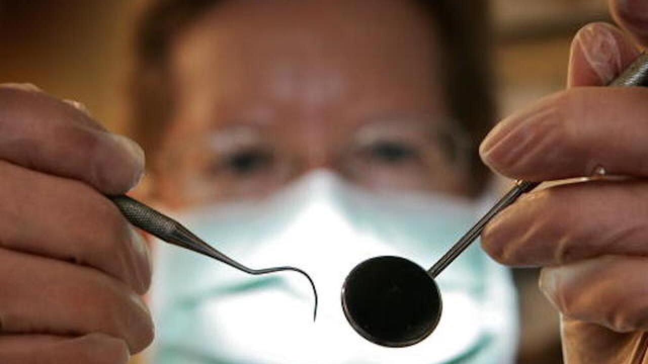 Could this new type of filling make root canals a thing of the past?
