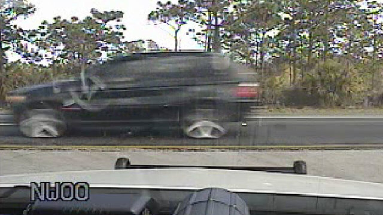 Dash cam video of runaway SUV released by Fellsmere police