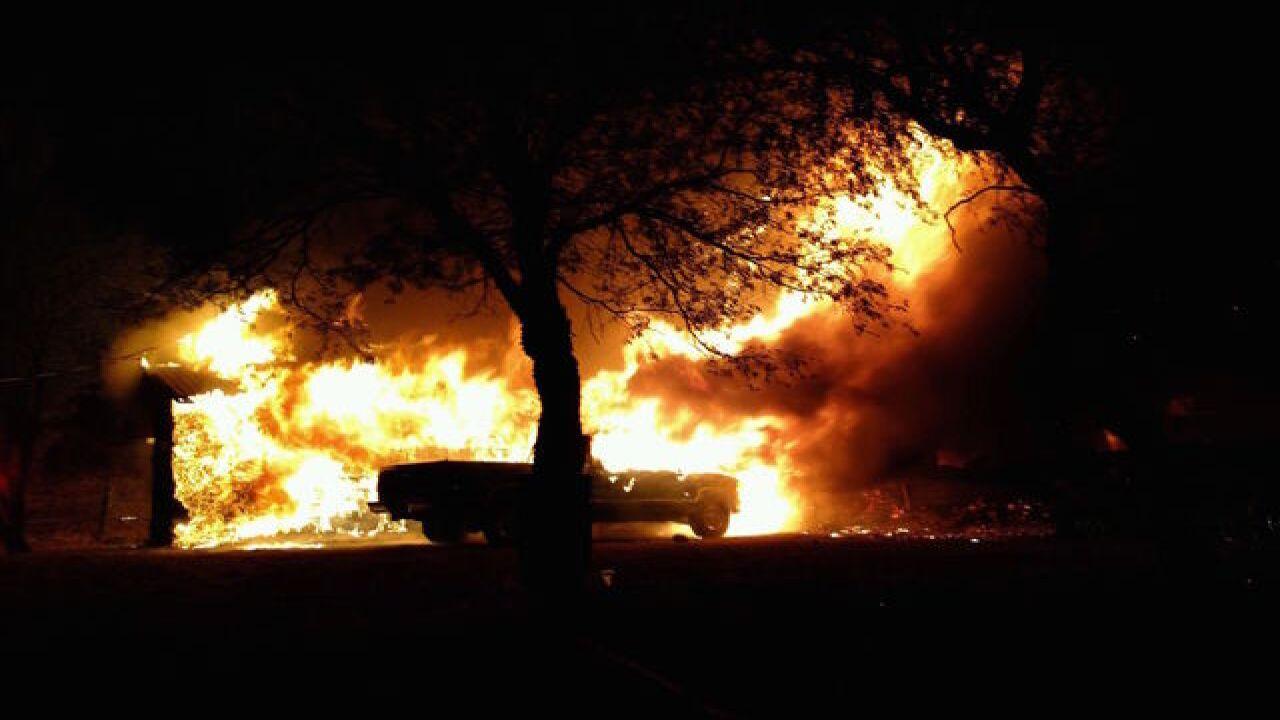 Two people dead in Sonoita house fire