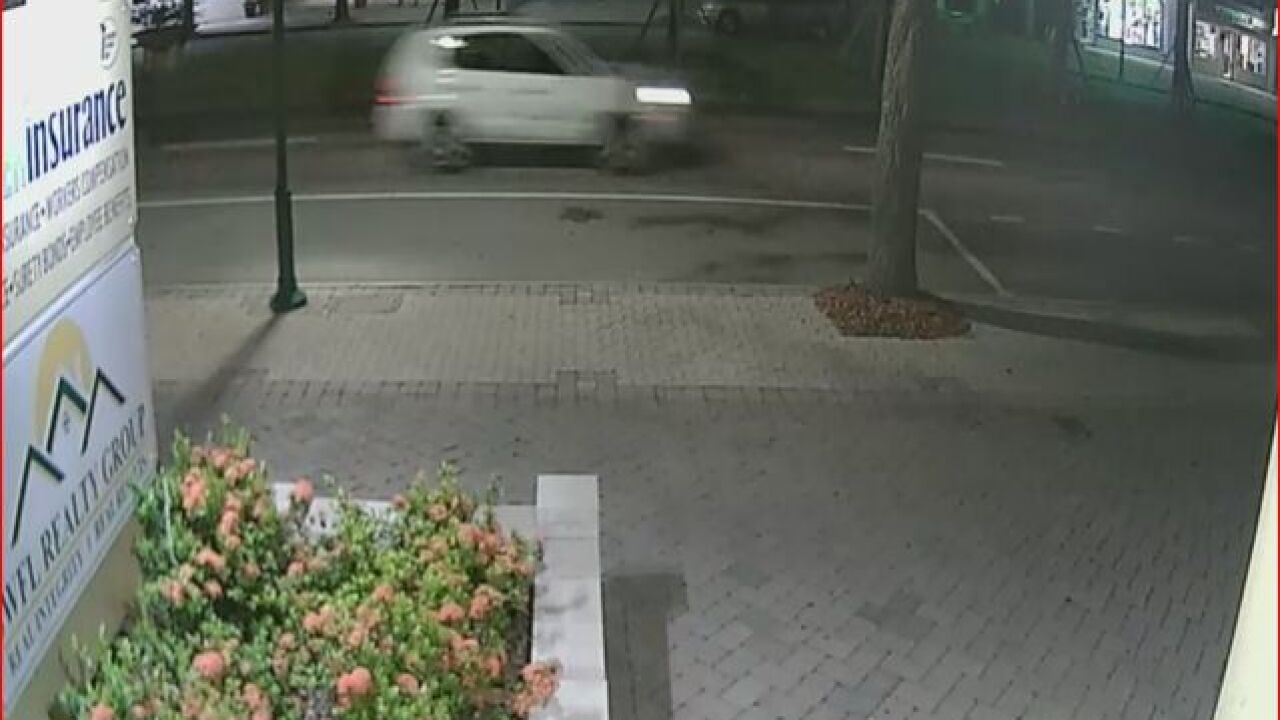 Info sought in search for hit & run drivers