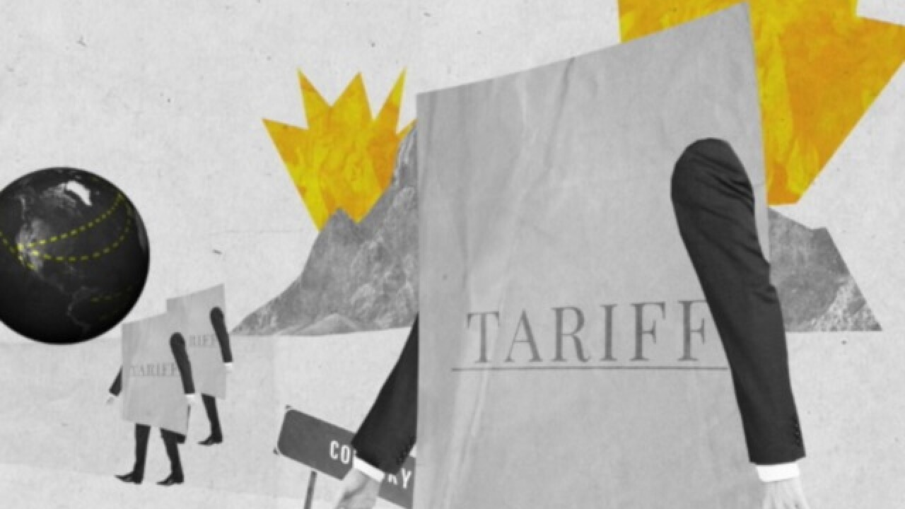 The trade war: What exactly are tariffs?