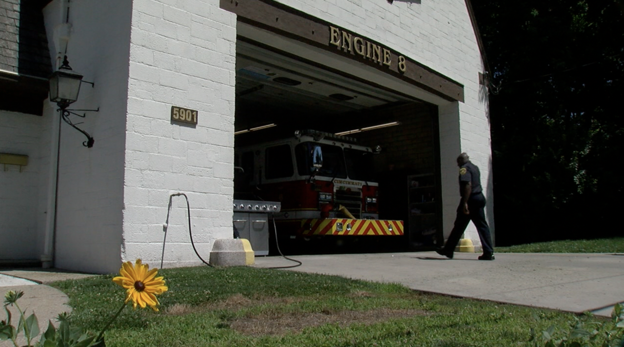 Fire Station 8 in Pleasant Ridge is on the city's list for top five buildings in need of replacement.