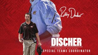 Robby Discher (Courtesy: UL Athletics)