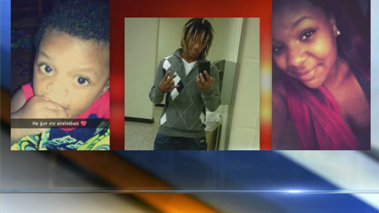 Victim's mother reacts to homicide charges