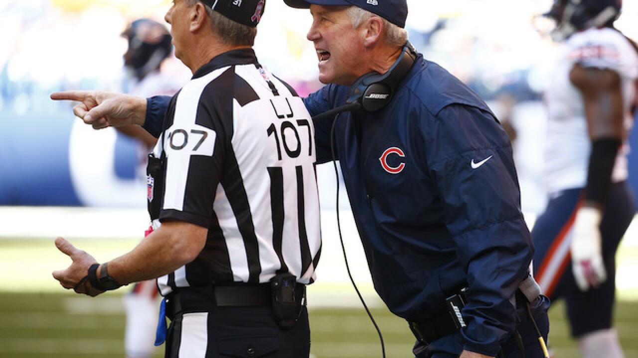 Need A Job Nfl Hiring Part Time Referees Salary Starts At 75000