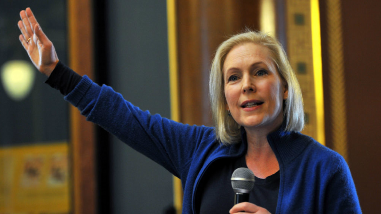 Kirsten Gillibrand Endorses Actionable Steps To Close