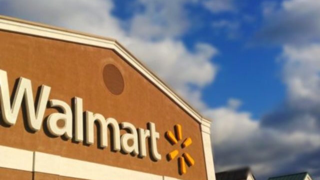 Blind woman sues Walmart after employee steals money from her and blind boyfriend