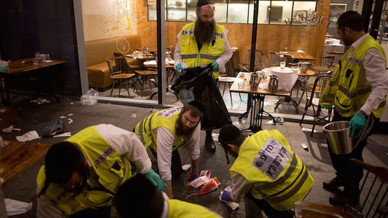 Mass shooting in Tel Aviv kills 4, several hurt
