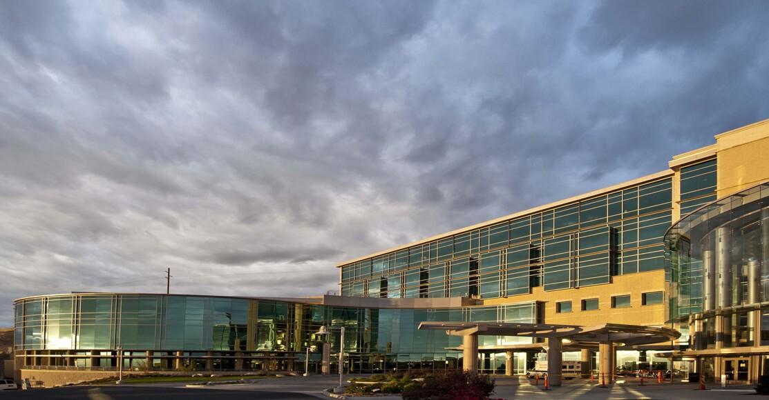 Huntsman Cancer Institute in Salt Lake City