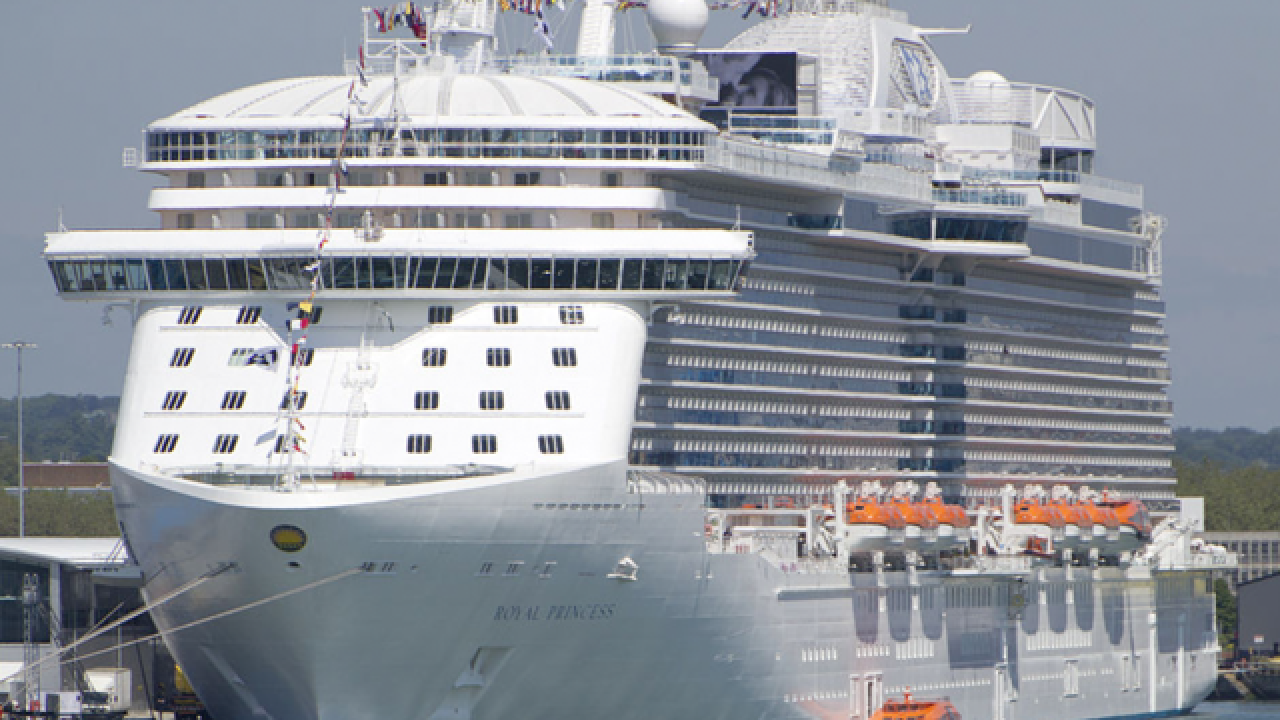 FBI investigating death of American woman on Royal Princess cruise ship from Florida to Aruba