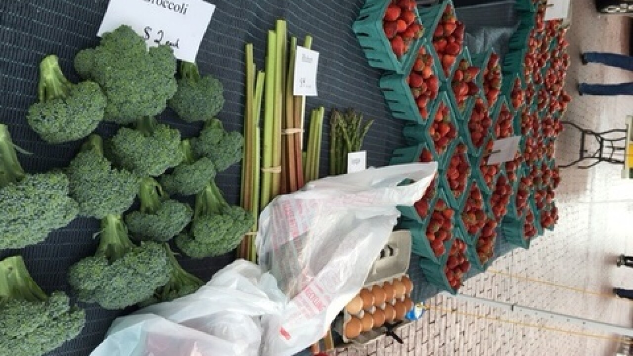 PHOTOS: Downtown Indy Farmers Market
