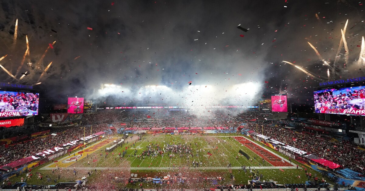 Super Bowl LV was not a COVID-19 super spreader event, officials say