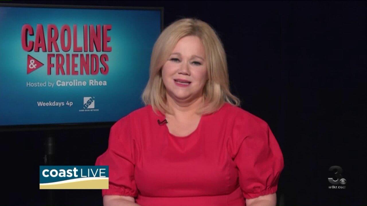 Actress Caroline Rhea talks about being back on TV on CoastLive