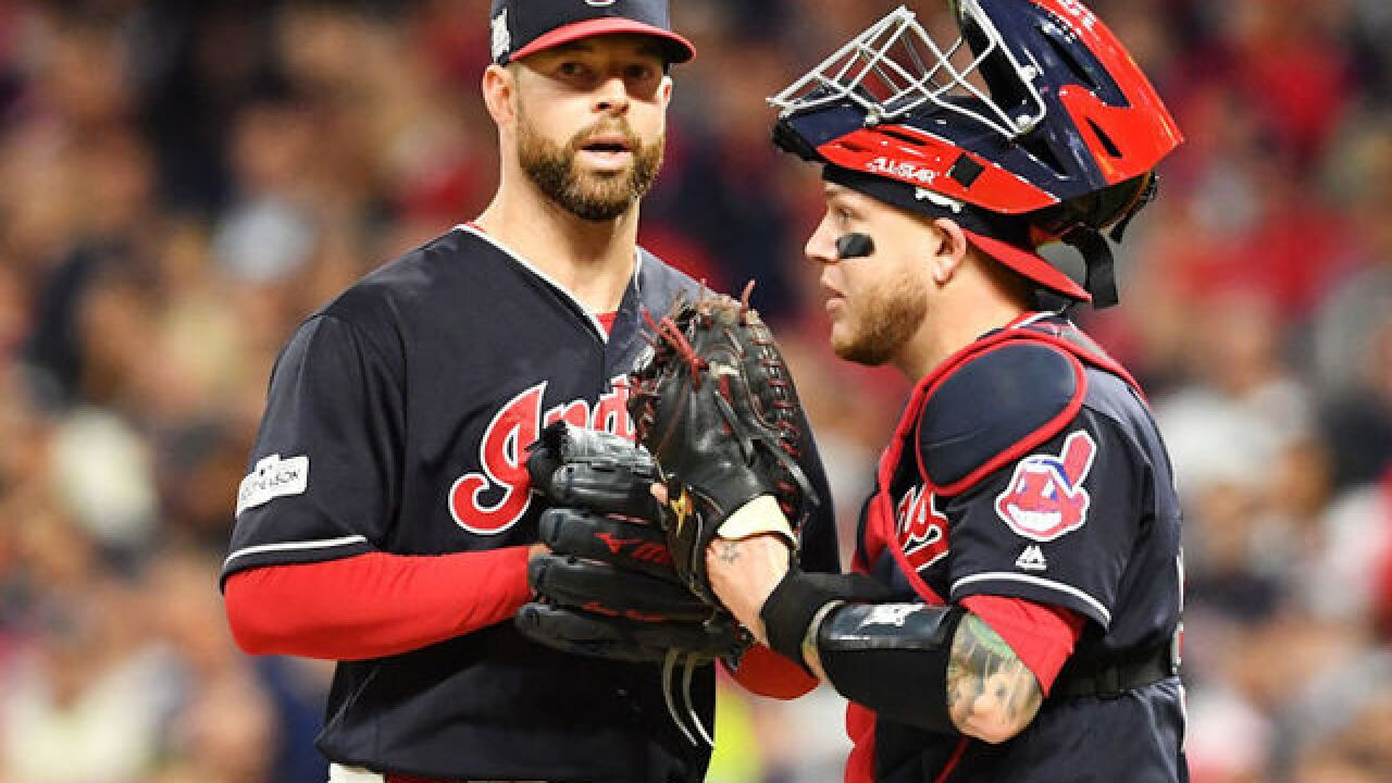 Cleveland Indians to remove Chief Wahoo logo from jerseys, caps in 2019