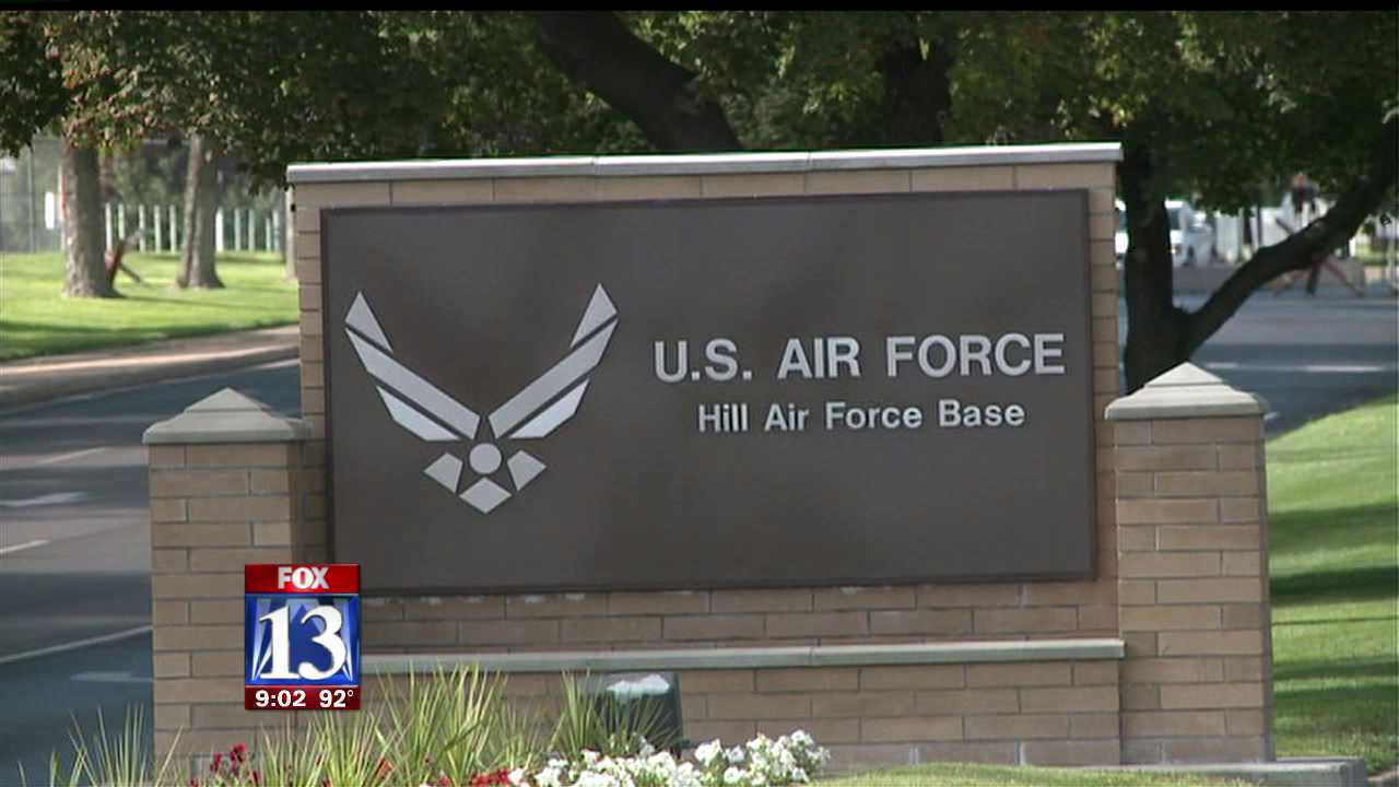 Candidate for Utah Gov says leaders failed defending Hill AFB