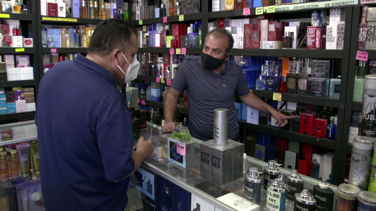Border town businesses struggle to survive during cross-border travel shutdown