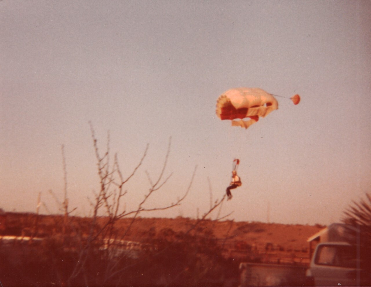 Brian Day O'Connor Skydiving
