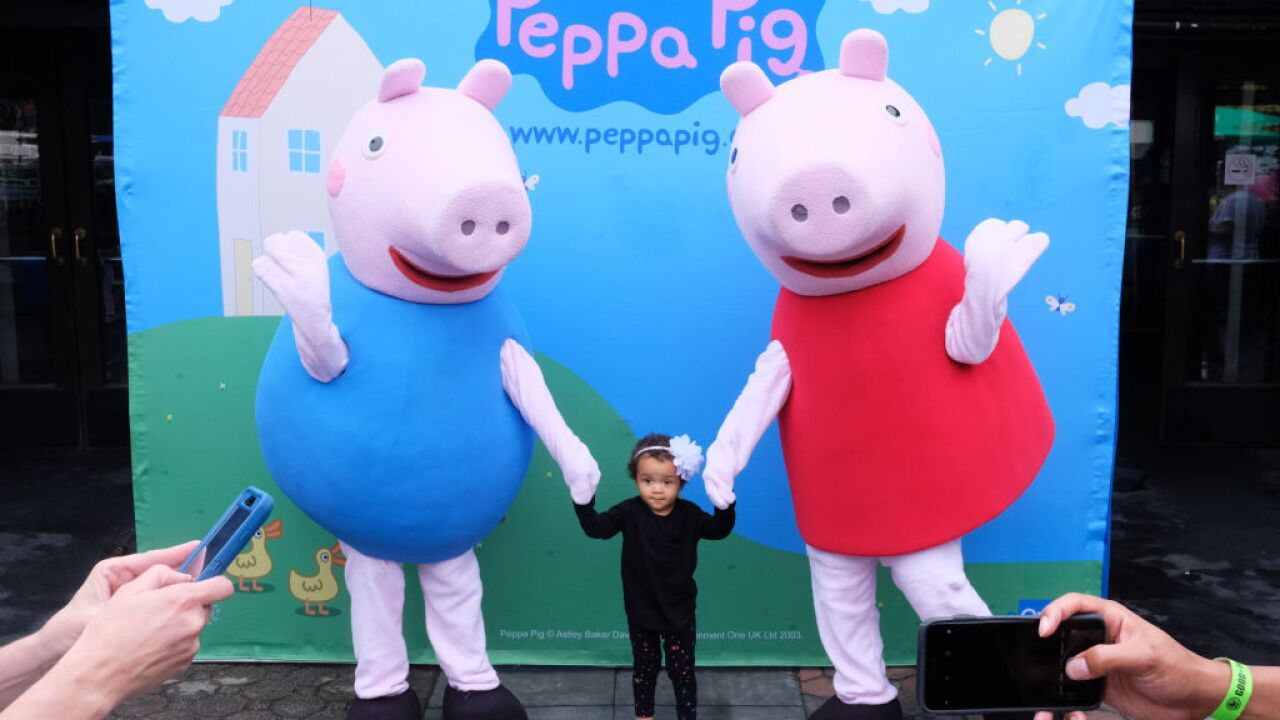 'Peppa Pig' is sexist, London Fire Brigade says