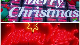 The 'X' in 'Xmas' has a story