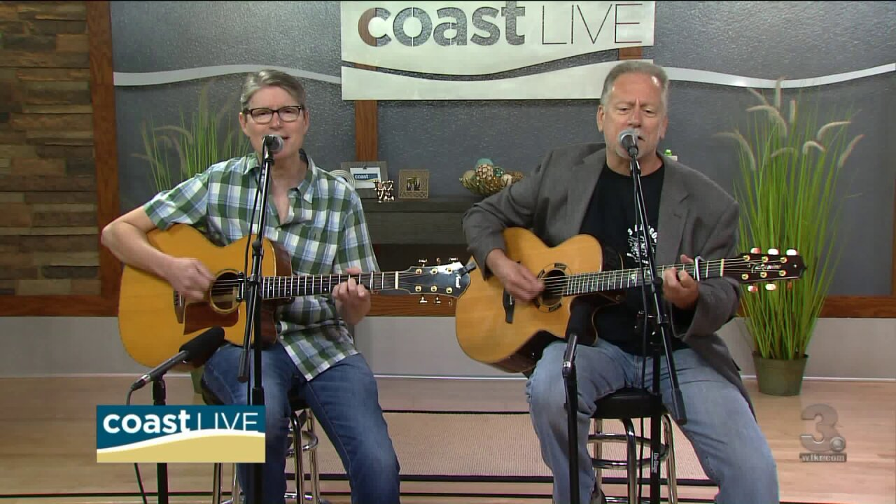 Local music spotlight with Dave Crumpler and Michael Glass on Coast Live