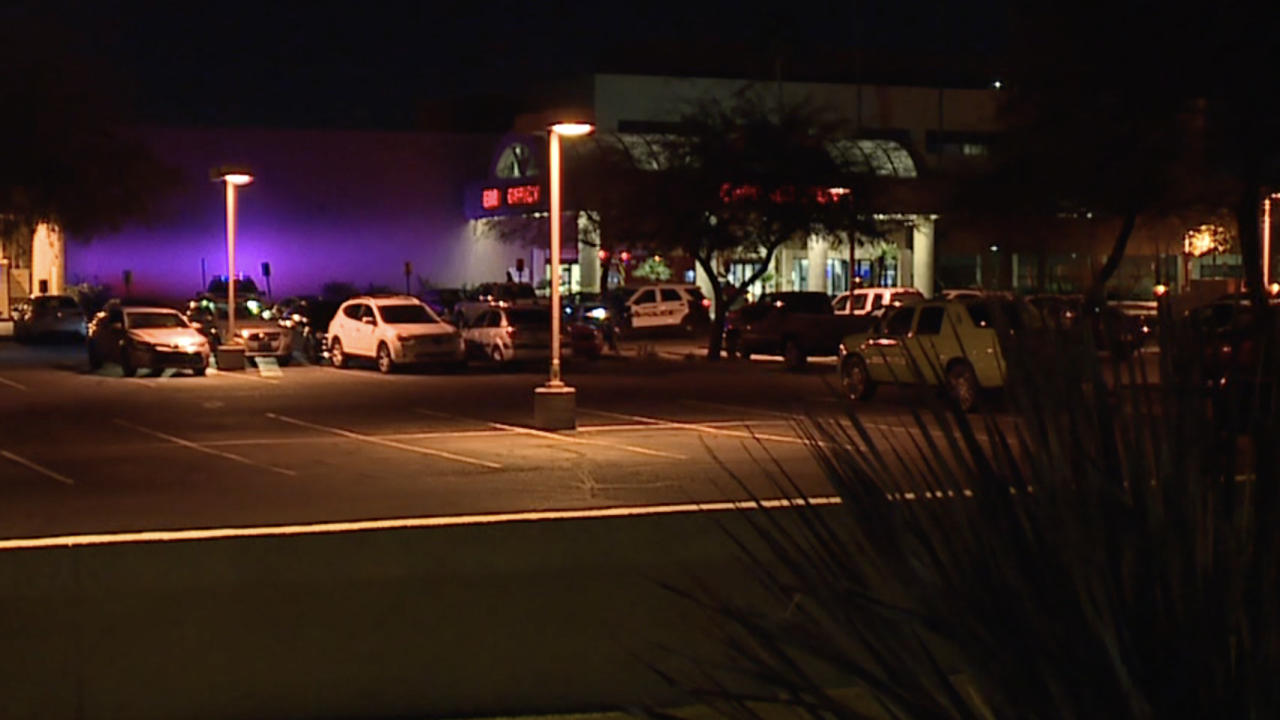 Double shooting in Tempe 1-1-20