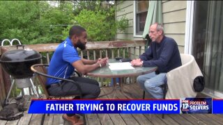 Father trying to recover Green Dot funds to save home