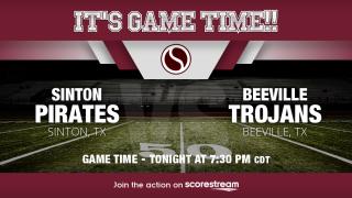 Sinton vs. Beeville
