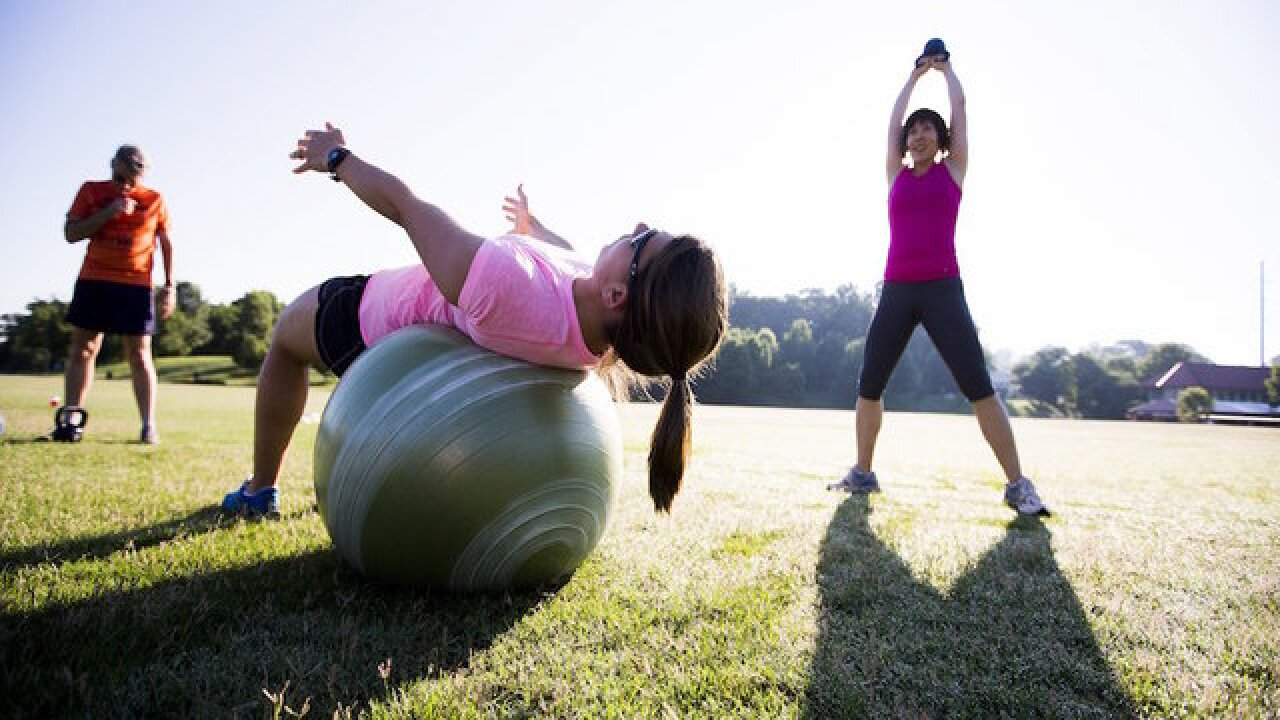 'Weekend warrior' exercise routine could improve health, study says