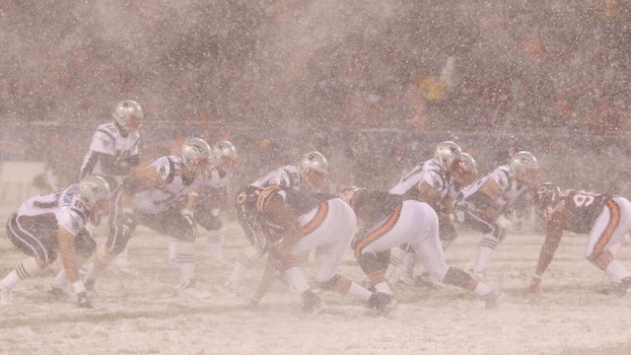 Bears/Packers game could be among coldest in NFL history