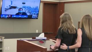 Jordan Barson sentencing