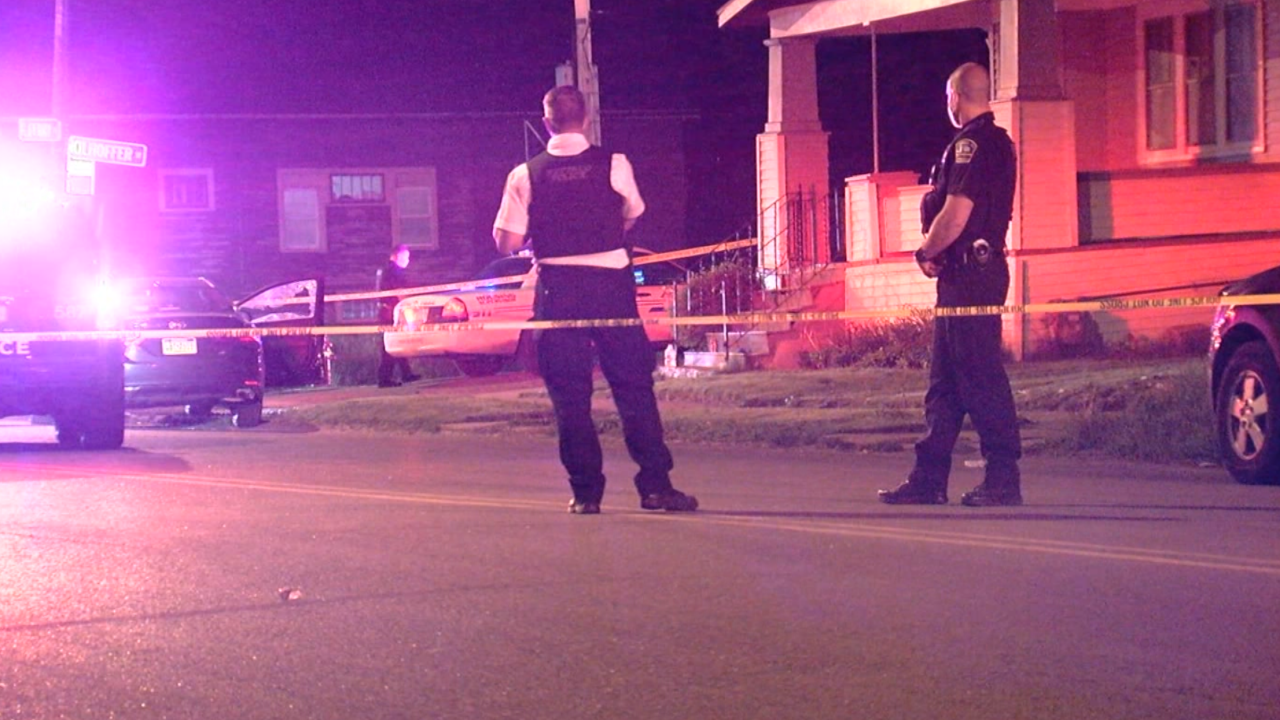 19-year-old man in critical condition following Buffalo shooting